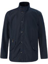 La veste avec revêtement déperlant bleu - Barbour - Modalova