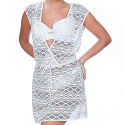 Robe de plage Freya SUNDANCE white-Freya Maillots - AS3978-WHE-M - Modalova