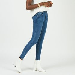Jean skinny super stretch Ernest - Jean slim F2448 BLEU 34 - Modalova