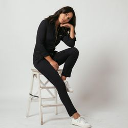 Promo : Combinaison pantalon Calvin - 3S. x Le Vestiaire - Modalova
