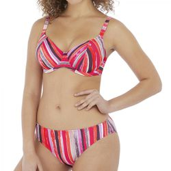 Haut de maillot de bain plongeant armatures - Multicolore - Freya maillot - Modalova