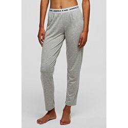 Bas de Pyjama Pantalon Gris - Karl Lagerfeld - Modalova
