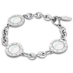 Bracelet Privelege - Bracelet Plaque Nacre Gaufré - LS1752-2-1 - Modalova