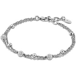 Bracelet Rainbow - Bracelet Cristaux Chaine Acier - LS1763-2-2 - Modalova