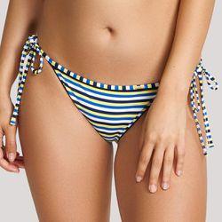 Promo : Culotte de bain nouettes bleue - Panache maillots - Modalova