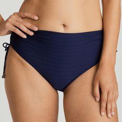 Culotte de bain taille haute bleue - Prima Donna Bain - Modalova