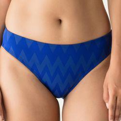 Promo : Culotte de bain brésilienne bleue - Prima Donna Bain - Modalova