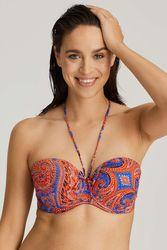 Haut de maillot de bain bandeau rembourré Casablanca Blue spice - Dessus Dessous_Affiliate - Modalova