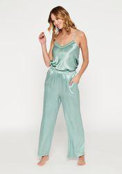 Pantalon de pyjama en satin - LolaLiza - Modalova