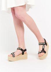 Sandales plates compensées - LolaLiza - Modalova