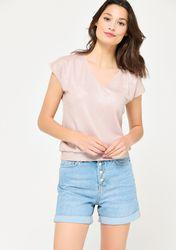 T-shirt brillant - LolaLiza - Modalova