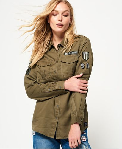 Superdry Chemise militaire - Superdry - Modalova
