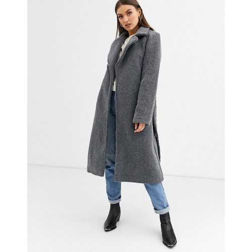 Arabella - Manteau cache-cœur en fausse fourrure  - French Connection - Modalova
