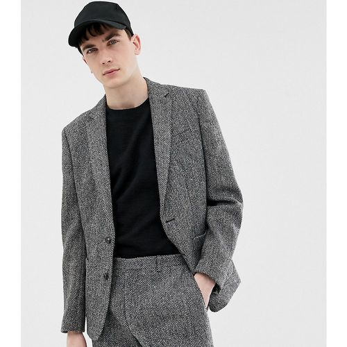 Veste de costume slim en tweed Harris - Noak - Modalova