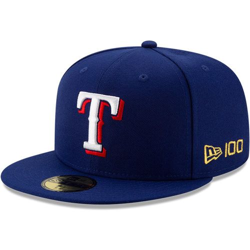 Texas Rangers MLB 100 59FIFTY Cap - newera - Modalova