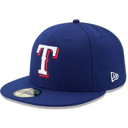 Texas Rangers Authentic On-Field Game 59FIFTY - newera - Modalova